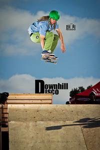 MuirSkate Downhill Disco