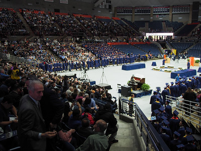 UConn Commencement Spring 2019