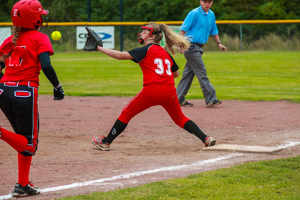 Firecrackers vs. Panthers Elite