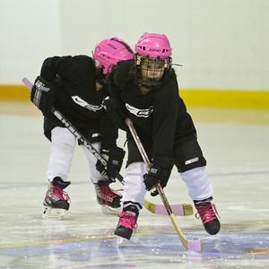 Danasco and Neegahnii Hockey Practice 2010Sp22