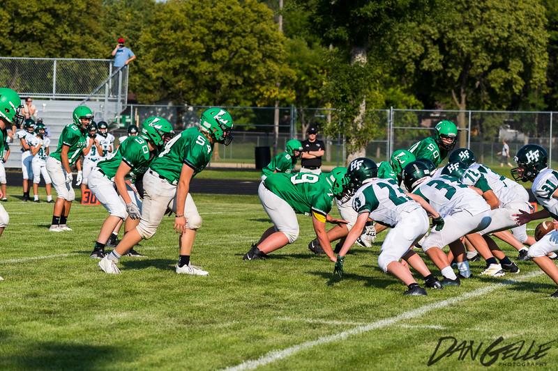 Dragons Football C-Squad