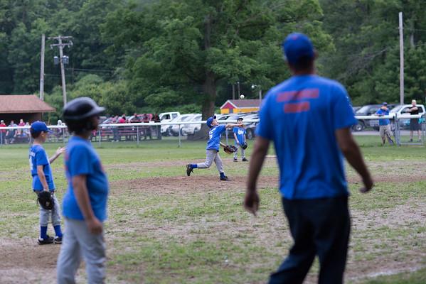 Minors NL Dodgers vs Andover Mets