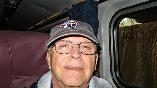 Amtrak's Maple Leaf Toronto to Albany, NY June 9
