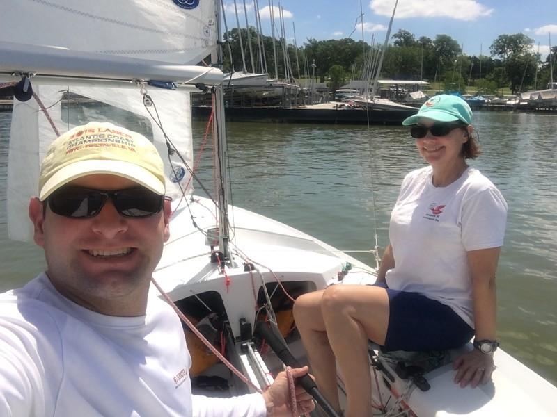 5/14 CSC Saturday Morning Snipe Sailing