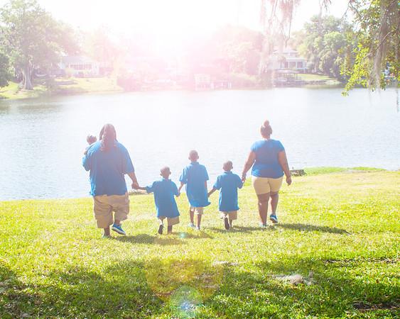Marquita-Wally Family