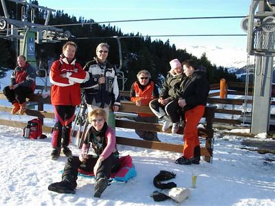 2007 03 Skiing Mayrhofen