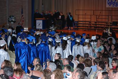 Freddy's High School Graduation