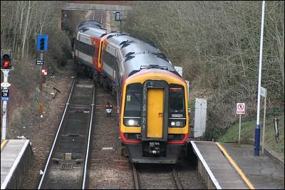 Rail Scene - 2009