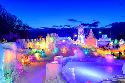 北海道 支芴湖 2018