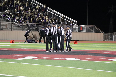 DW Varsity vs Navarro in Bi District 11-16-17