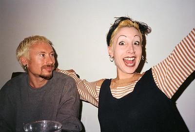 Lainie Siegel's Pot Luck Party, Los Angeles, 1994