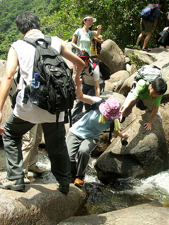 22 Jun 2004 Stream Trekking