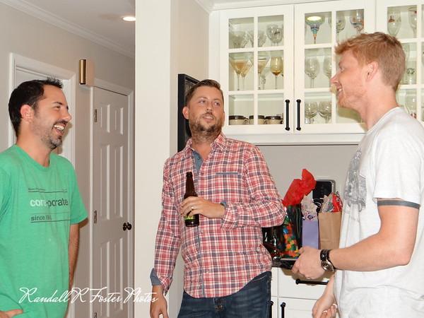 Family Reunion @ Scott & Julie Miner's 8.10.2014