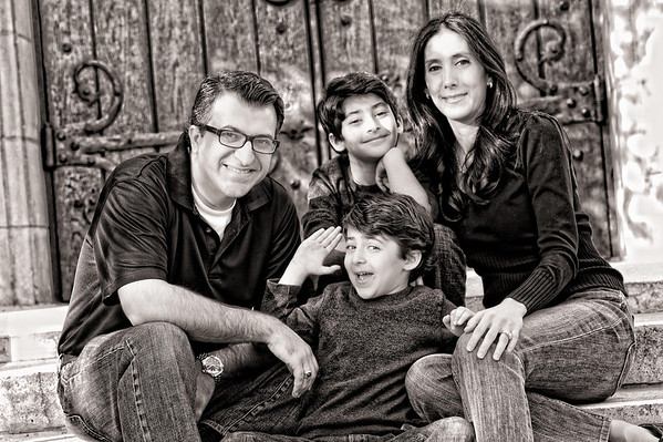 Grigorian Family