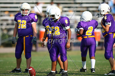 2010 Middle School Football