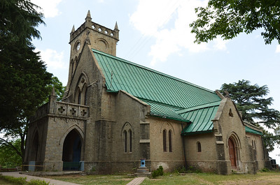 Christ Church Kasauli - Estd: 1844