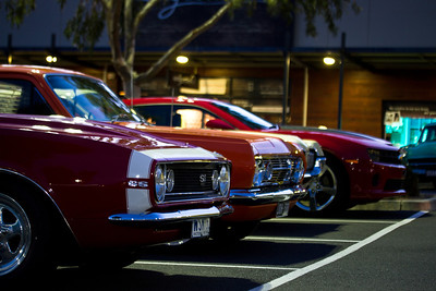 Peninsula Cruise Night (September 2012)
