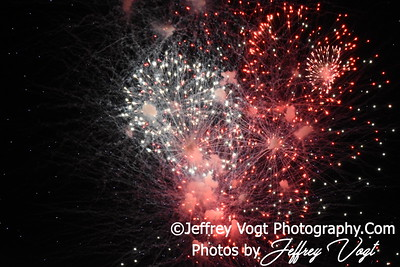 07/08/2016 Gaithersburg City Fireworks, Photos by Jeffrey Vogt Photography