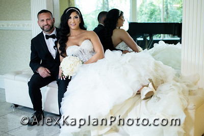 Wedding at Wilshire Grand Caterers, West Orange, NJ by Alex Kaplan Photo Video Photobooth