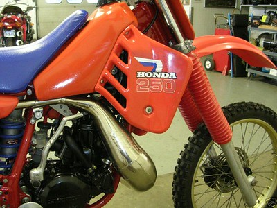 1987 CR 250