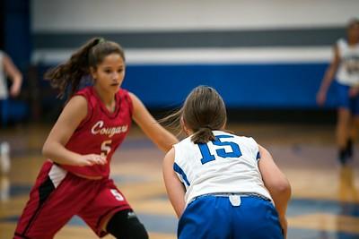 Harrah Basketball