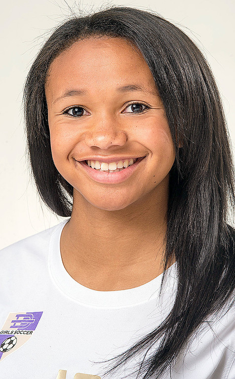 . Tatum Lockett Diamond Bar High School has been named to the Daily Bulletin\'s All-Valley Girl\'s soccer team. Courtesy photo. Staff photo by Leo Jarzomb