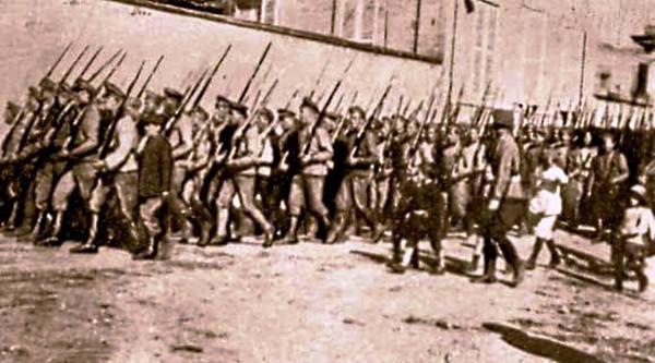 Imperial Russian Army WW1