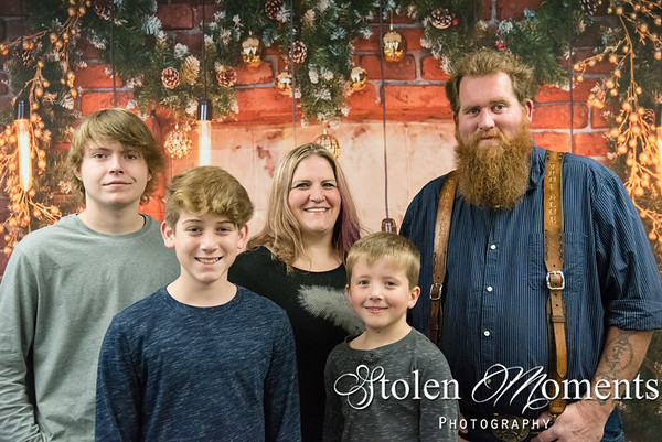 The Giffen Family