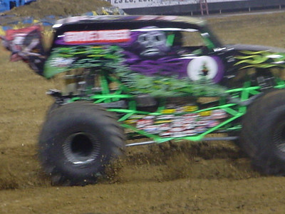 AngelAID MonsterJAM