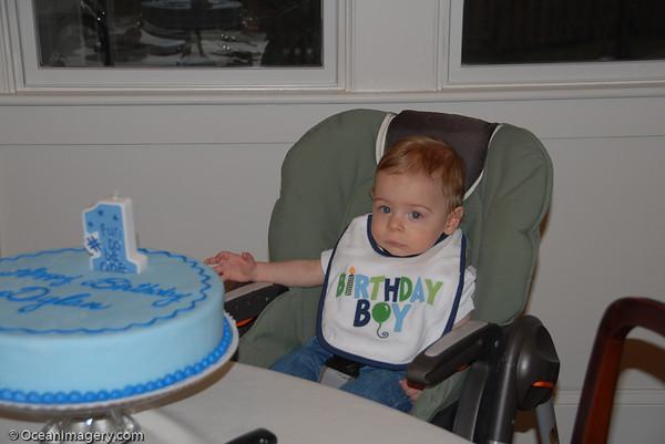 20110206 Arlington, VA - Dylan's First Birthday Party