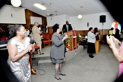 New Bethel  Baptist Church Anniversary
