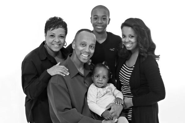 Randy & Tamela Family Photo Shoot
