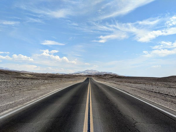 Things to do in Las Vegas - Death Valley view