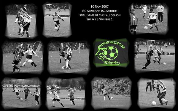 10 Nov vs ISC Strikers w 3 to 1