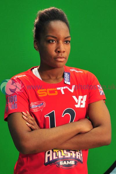 2014-05-17 Women's Super 8s All-Star Game - Great Britain All-Stars v International All-Stars