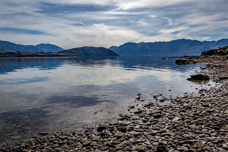 An der «Glendhu Bay»