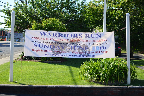 Warrior's Run, Inc's 6th Annual Motorcycle Run 2019