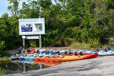 Sunset Bird Rookery Kayak Tour - Edwards, Hess & Gilman