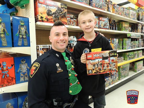 2016 Sheboygan County Shop with a Cop