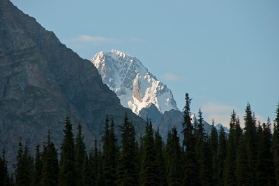 Kyrgyzstan -  trekking in the Tien Shan - Celestial Mountains- July 2012