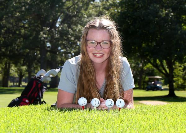 SNHS Girls Golf 2020