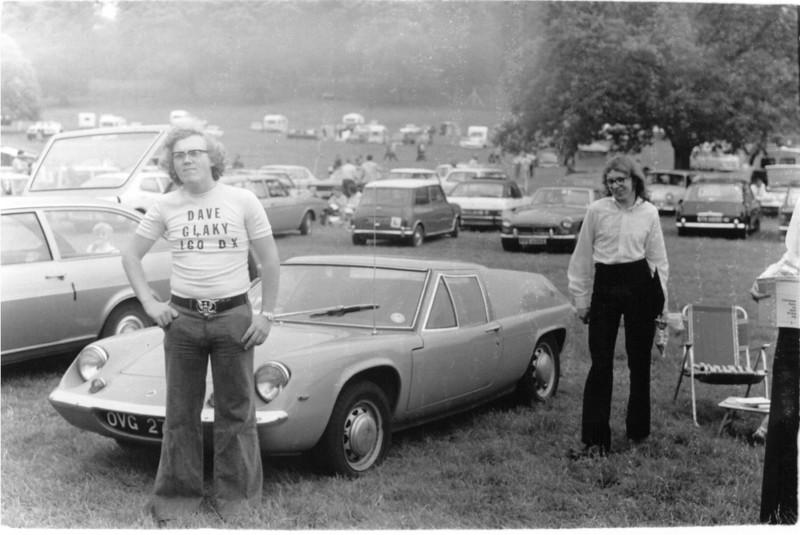 Lotus belonged to Graham G3XTZ..Dave G4AKY belongs to nobody!
