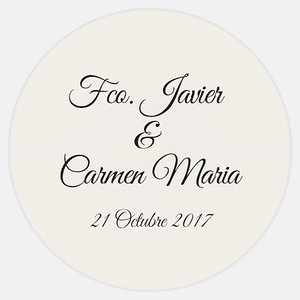 Fco. Javier & Carmen Maria