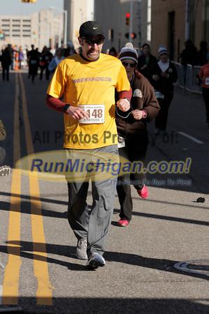 Finish, Gallery 6 - 2014 Cocoa Classic Detroit Half Marathon