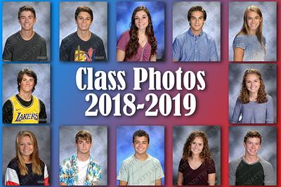 Class Photos 2018-2019