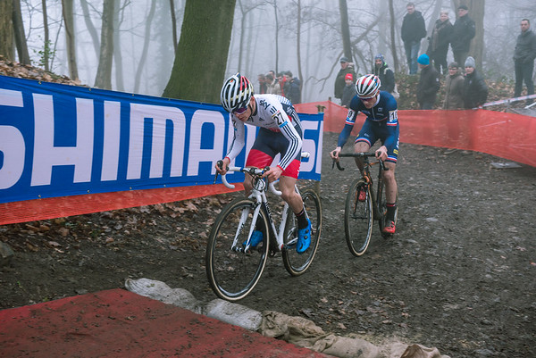 Telnet UCI World Cup Cross Namur Belgium, Juniors 18/12/2016