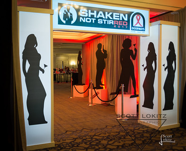 Doorways RED 2017 ~ Shaken Not StirRED