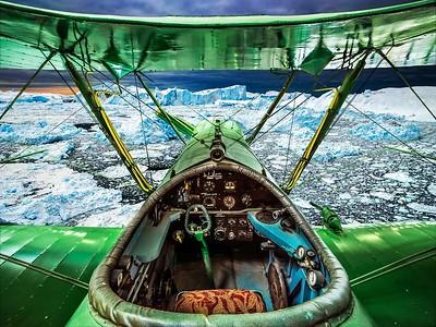 INSIDE the cockpits of legendary Soviet planes