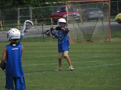 Lacrosse Camp 2013