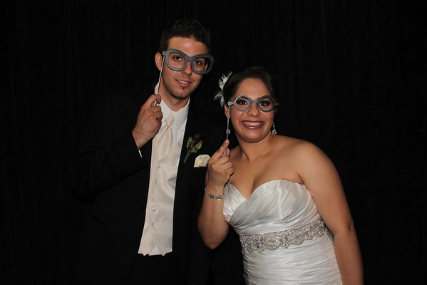 Carliana and Rob's Wedding 10-8-12